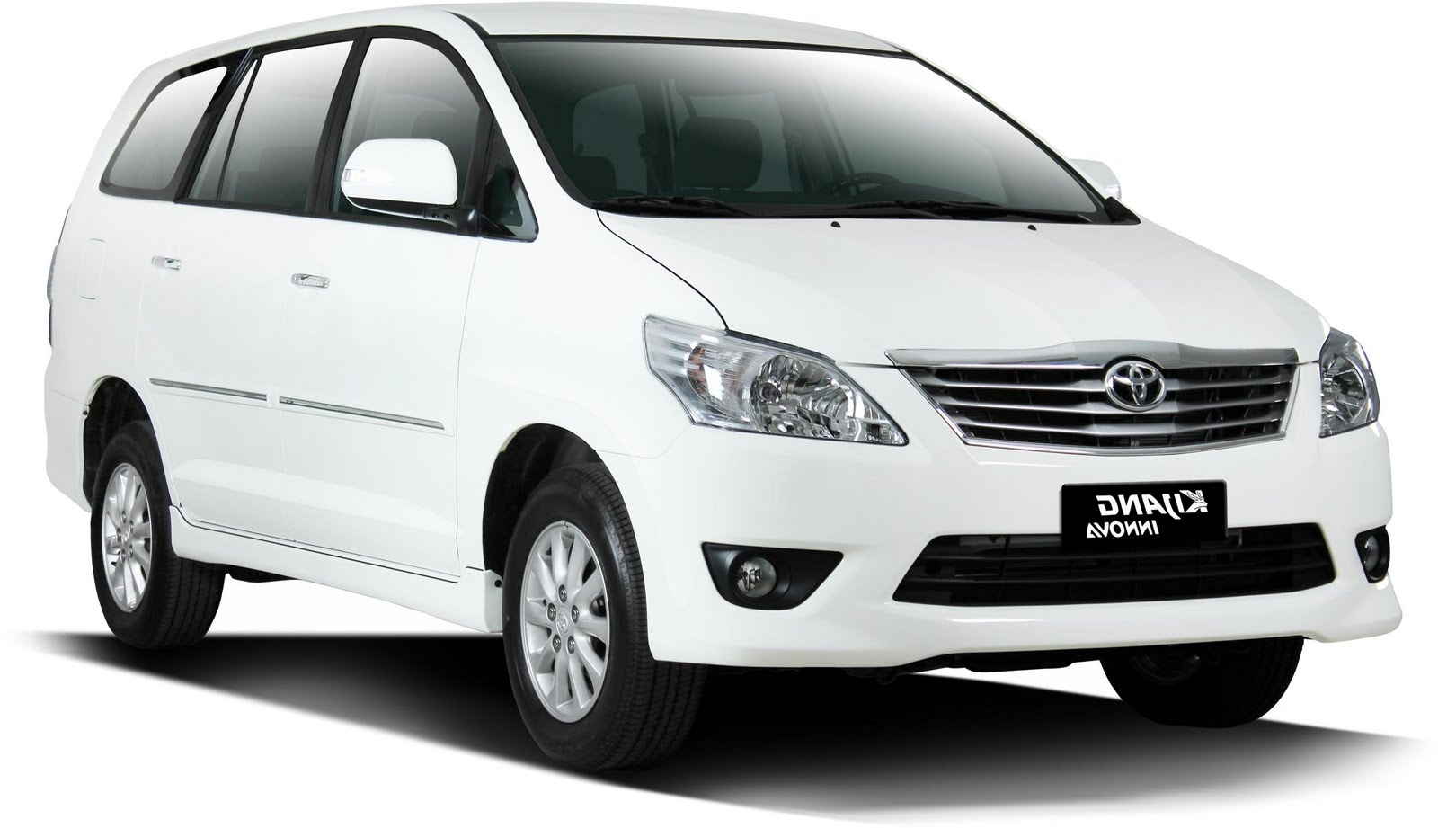 Premium Mpv Bali Tour Transport Package Driver Inova